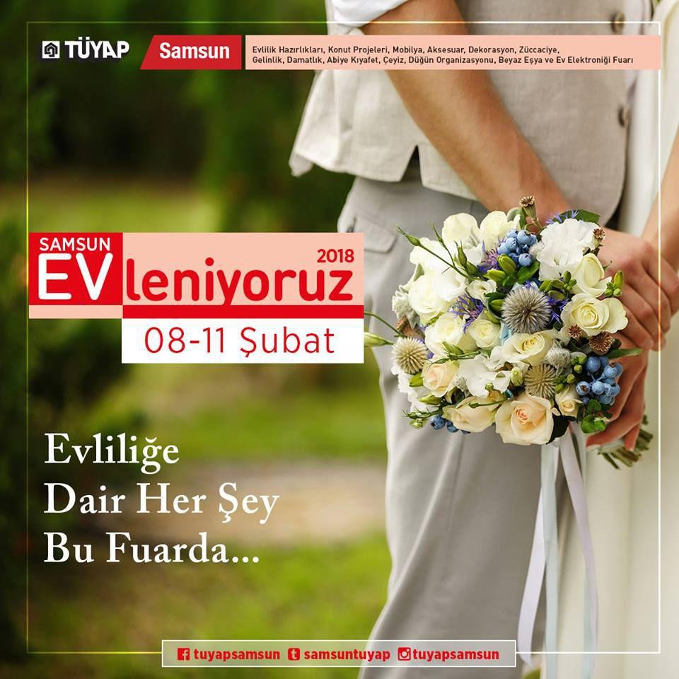 2019 Züccaciye evlilik ve çeyiz fuarı